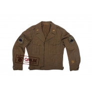 "US WW2 orig ""IKE"" jacket ORD. Dep."
