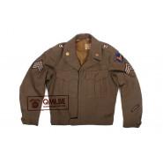 "US WW2 orig. ""IKE"" jacket Army Air Force, size 38R"