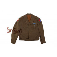 "US WW2 Officers ""IKE"" jacket (1)"