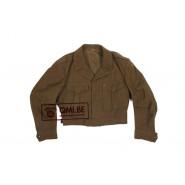 "US WW2 orig. ""IKE"" jacket 42R"