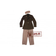 US WW2 AAF Officers uniform, Set