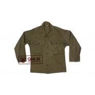 US WW2 HBT jacket, 38R (1)