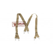 US WW2 suspenders trouser mountain