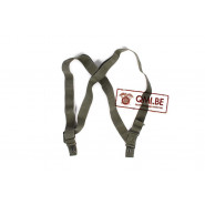 US Korea war trouser suspenders