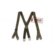 US WW2 trouser suspenders