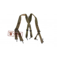 US WW2 M-1944 suspenders