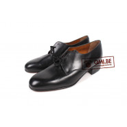 Dress shoes woman`s, Black (post-war)