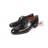 Dress shoes woman`s, Black (post-war)