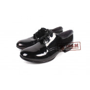 Dress shoes woman`s, Black high gloss