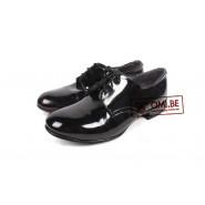 Dress shoes woman`s, Black high gloss
