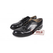 Original US army post-war black dress shoes