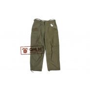 Original US army M-51 cotton trousers