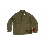 Original US army M-51 wool shirt