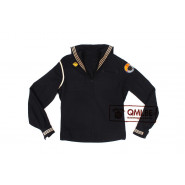 US Navy WW2 blue jumper Minesweeper