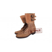 US WWII Buckle boots, Women's (size 9 AA)