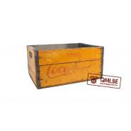 Wooden crate, Original, Coca-Cola