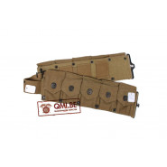 Original US WW2 M-1923 Cartridge belt (3)
