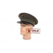 Original USMC WW2 Visor Cap 7 1/4