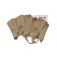 Original US WW2 Leggings size 3R NOS 6-6-42