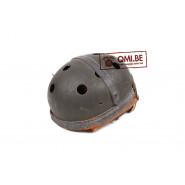 Original US WW2, M1938 Tanker helmet, 30th Anniversary