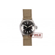 Original WW2 USAAF Type A-11 Watch by Elgin, 1943 (OD strap)
