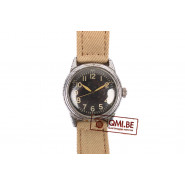 Original WW2 USAAF Type A-11 Watch by Elgin, 1942 (Khaki strap)