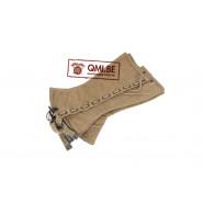 Original US WW2, M1938 Leggings 3R (9-3-1942), Used