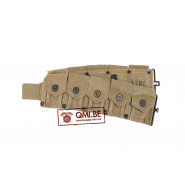 Original US WW2, Garand M1923 Cartridge Belt, USMC, BOYT 1943