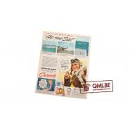 "Orig. WW2 advertisement ""Camel, Get That Sub"""