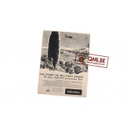 "Orig. WW2 advertisement ""Hallicrafters"""