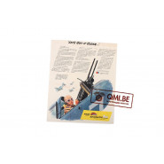 "Orig. WW2 ad. ""Nash Kelvinator, Let's Get it Clear…"""