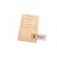 Basic Field Manual US Rifle caliber .30 M1 FM 23-5