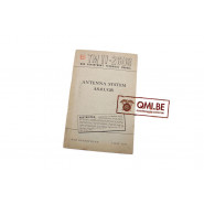 US WW2 Technical Manual Antenna System AS-81/GR TM11-2608