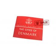 Original US WW2, Pocket Guide To The Cities of Denmark, 1944