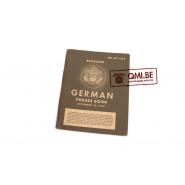 Original US WW2, German Phrase Book, November 30, 1943