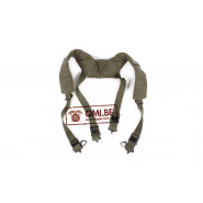 Suspenders M-1956 (size R), Used conditions