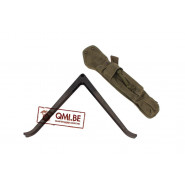 XM3 2nd Pattern Carrying case + Colt bipod for M16 rifle