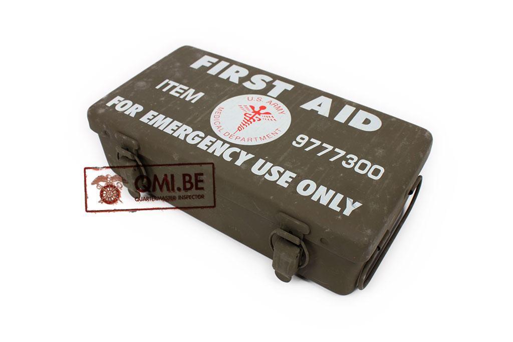 Kit, First Aid, Motor Vehicle, 12-Unit