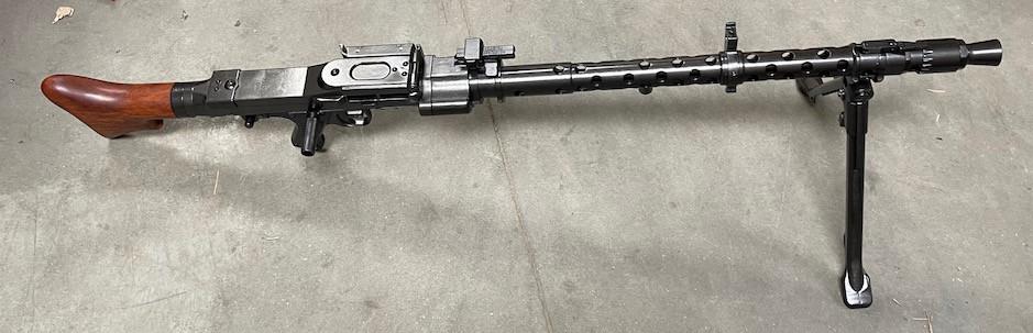 Machine Gun, MG 34 (Denix Non-firing replica)