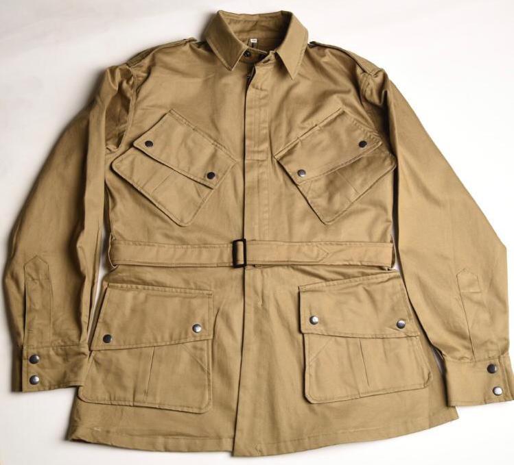 Standard M42 Jacket, Jump uniform ( De Brabander Mfg. Co.)