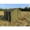 German Officers Tent