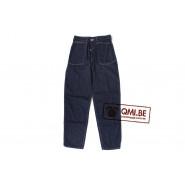 Trousers, Work, Blue-Denim, M1937. De Brabander Mfg. Co.