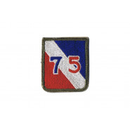 Patch, 75th Infantry Division (Make Ready)