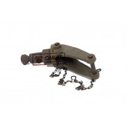 Cradle D38579, Assembly (Pintle)