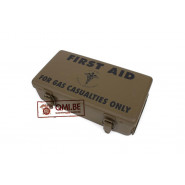 Kit, First Aid, Gas Casualties