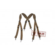 Suspenders M36, U.S. marked (original)