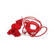 Cordon Raquettes (red)