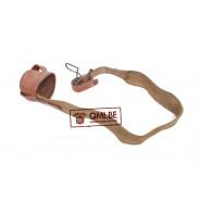Original WW2, Leather Muzzle Cover M-308 w/ strap