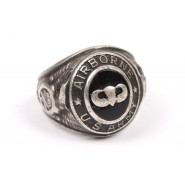 Original US WW2, Airborne ring, Sterling Crest Craft