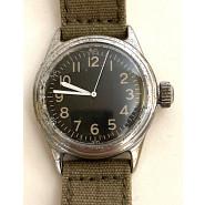 WW2 USAAF Type A-11 Watch by Elgin, 1944 (OD strap)